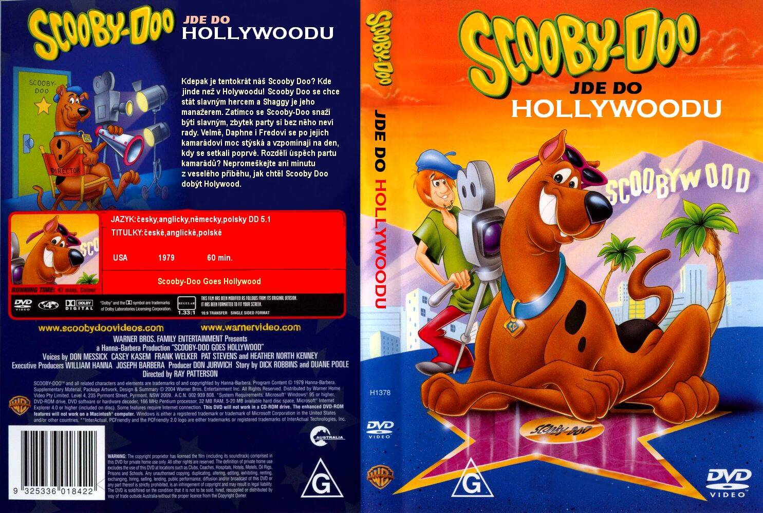 Scooby Doo jde do Hollywoodu